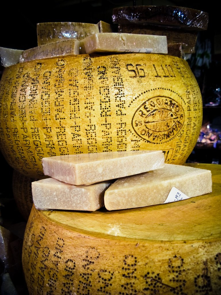 Parmesan Wheel