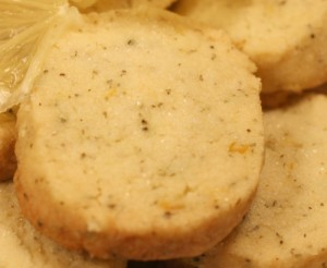 Lemon Verbena Shortbread