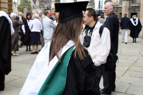 An Oxford Graduation