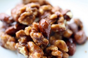 Quatre Epices Candied Nuts