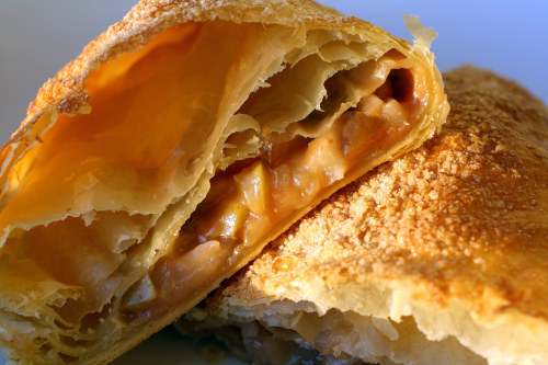 Apple and Pear Membrillo Turnovers
