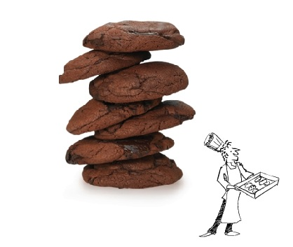 Ben's Cookie Stack