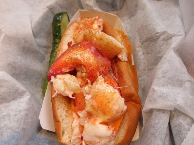 Luke's Lobster Roll