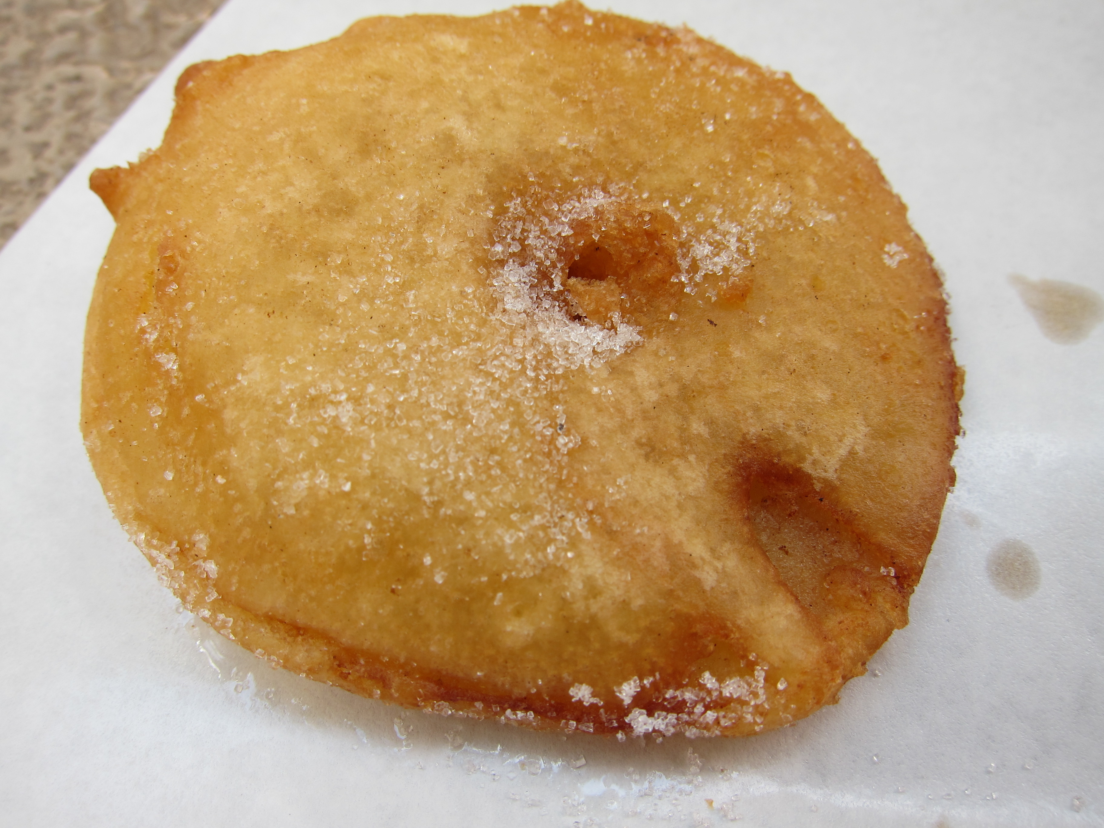 Sweet Apple Beignet