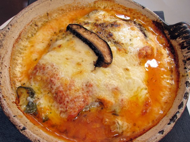 AIX Vegetable Lasagna