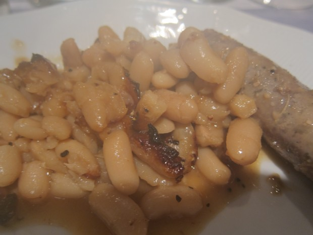 La Belle Epoque Cassoulet Portion
