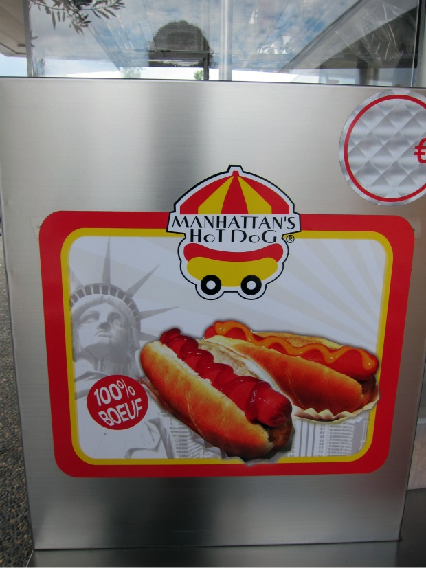 TOULOUSE Hot Dog Cart 2