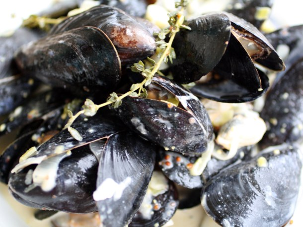Moules Dijonnaise | French Revolution