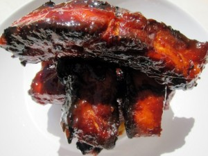 Chipotle Oven Ribs
