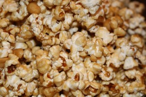 Maple Cracker Jacks