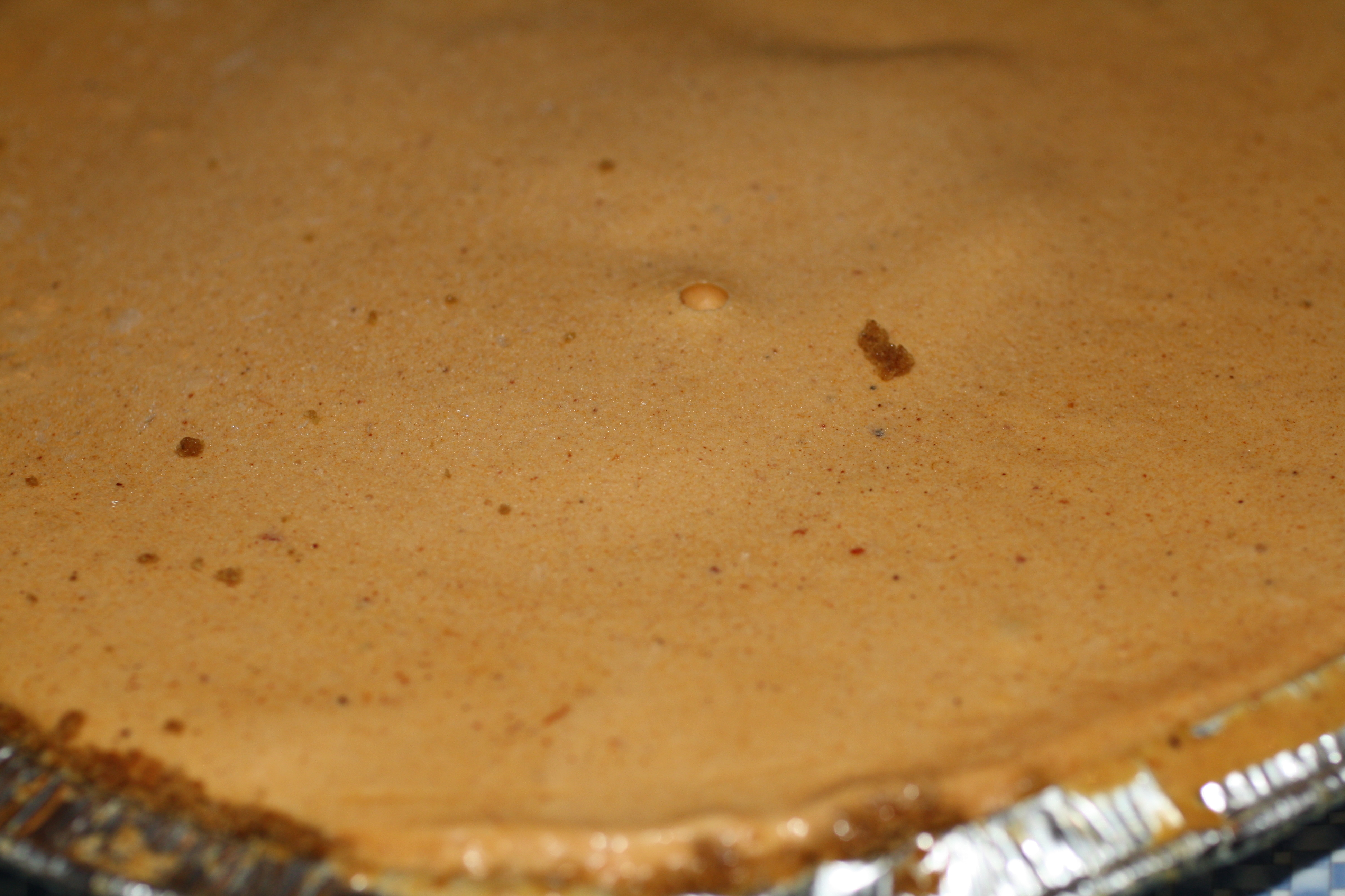 Gwyneth's Pumpkin Ice Cream Pie