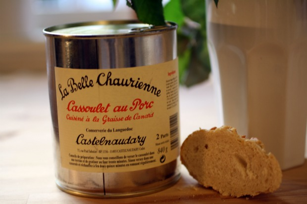 Cassoulet in a Can