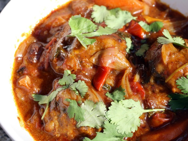 ... Flash: Fun and Fiery Moroccan Lamb Meatball Tagine | French Revolution