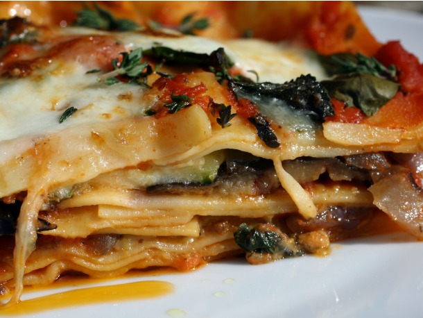 roasted ratatouille lasagna napoleons roasted ratatouille lasagna ...