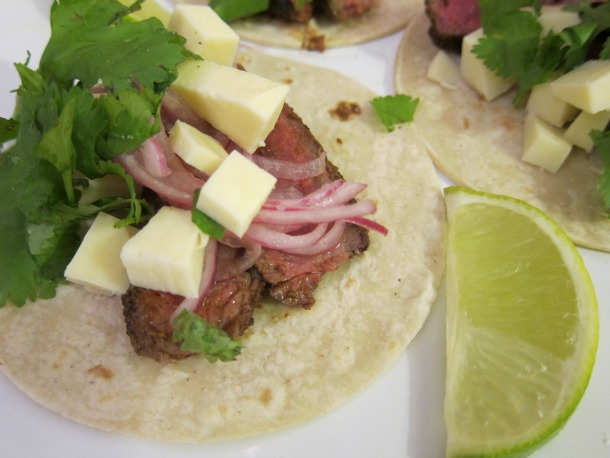 Filet and Pickled Onion Tacos 2