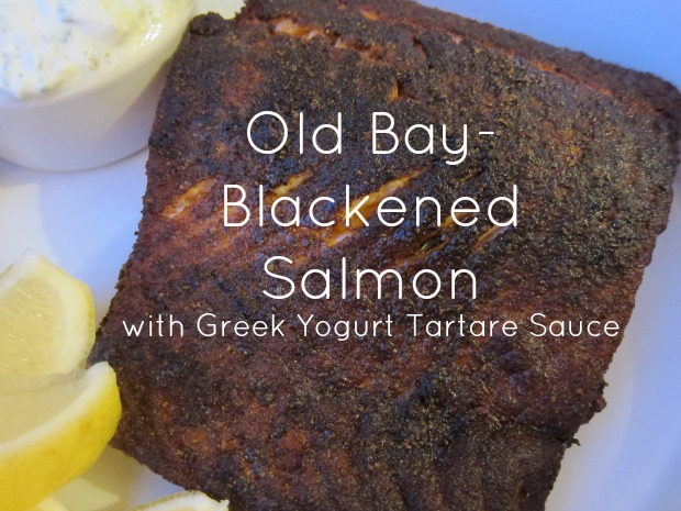 Old Bay Salmon