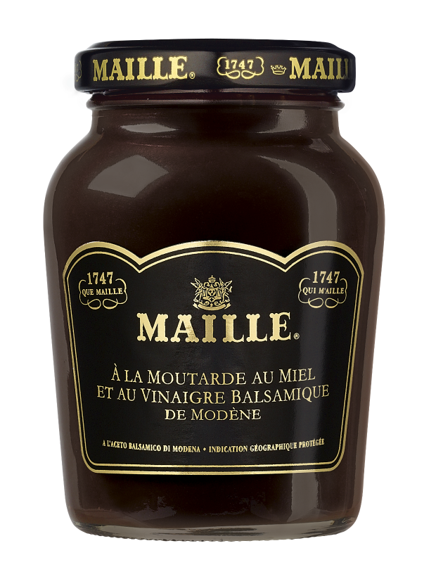 Maille_Honey Dijon with Balsamic Vinegar of Modena