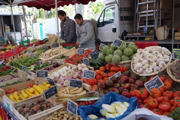 Markets of Provence Food Antiques Crafts and More