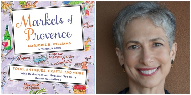 Markets of Provence + Marjorie Williams