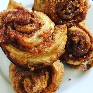 French revolution sweetest cinnamon sugar croissant buns forumfinder Gallery